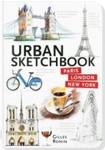 Ronin, Gilles Urban Sketchbook