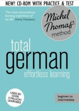 Michel Thomas Total German Foundation Course: Learn German with the Michel Thomas Method)