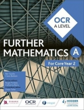 Sparks, Ben OCR A Level Further Mathematics Core Year 2