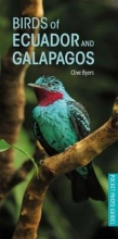 Clive Byers Birds of Ecuador and Galapagos