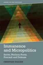Gilliam, Christian Immanence and Micropolitics
