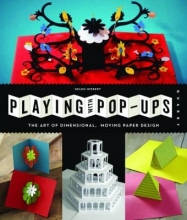 Helen Hiebert Playing with Pop-Ups