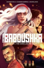 Johnston, Antony Codename Baboushka, Volume 1