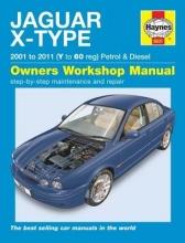 Haynes Publishing Jaguar X-Type Service And Repair Manual