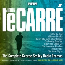 le Carre, John Complete George Smiley Radio Dramas