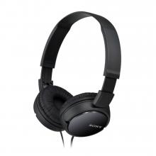 , Hoofdtelefoon Sony over ear ZX110 zwart