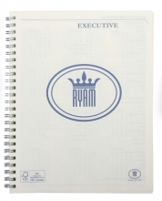 , Agendavulling 2021 Ryam Executive ringplastic