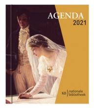 , Koninklijke Bibliotheek weekagenda 2021: thema vriendschap