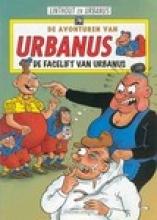 Willy  Linthout De avonturen van Urbanus De facelift van Urbanus