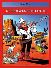 Marc  Sleen De avonturen van Nero De Far West trilogie