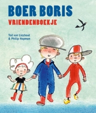Ted van Lieshout , Boer Boris vriendenboekje