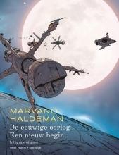 Marvano , Joe  Haldeman , Eeuwige Oorlog Integraal Hc00
