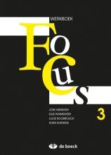 Focus 3 Aso - Werkboek