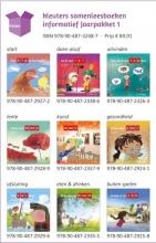 , Pakket kleuters samenleesboeken informatief Jaarpakket 1 (9 titels)
