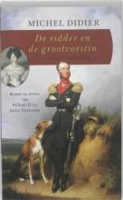 M.  Didier De ridder en de grootvorstin