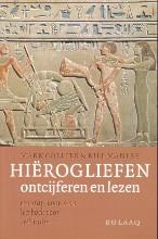 B. Manley M. Collier, Hierogliefen ontcijferen en lezen