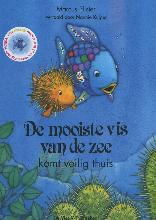 Marcus  Pfister De mooiste vis van de zee komt veilig thuis