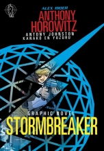 Anthony  Horowiz, Antony  Kanako, Johnston  Yuzuru Stormbreaker