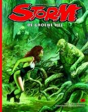Dick  Matena Storm Deel 4 - De groene hel
