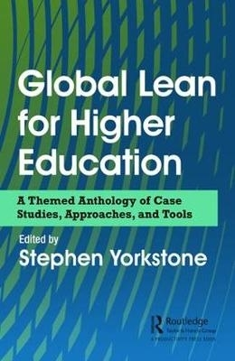 Stephen Yorkstone,Global Lean for Higher Education