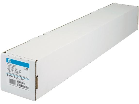 ,Inkjetpapier HP Q1398A 1067mmx45.7m 80gr universal bond
