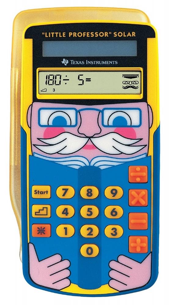 ,Calculator TI Little Professor