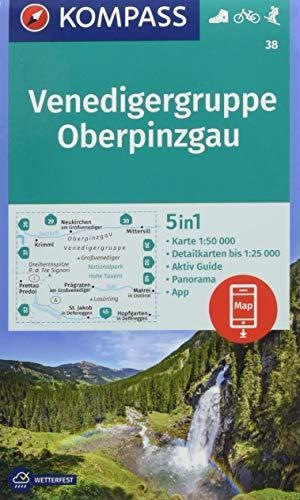 ,Venedigergruppe; Oberpinzgau 1 : 50 000