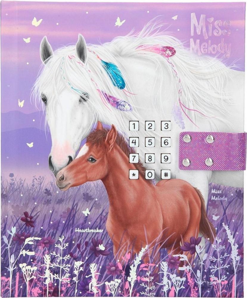 ,Miss melody dagboek met code