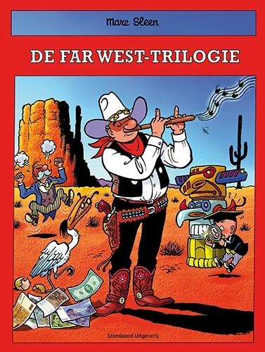 Marc Sleen,De far west-trilogie