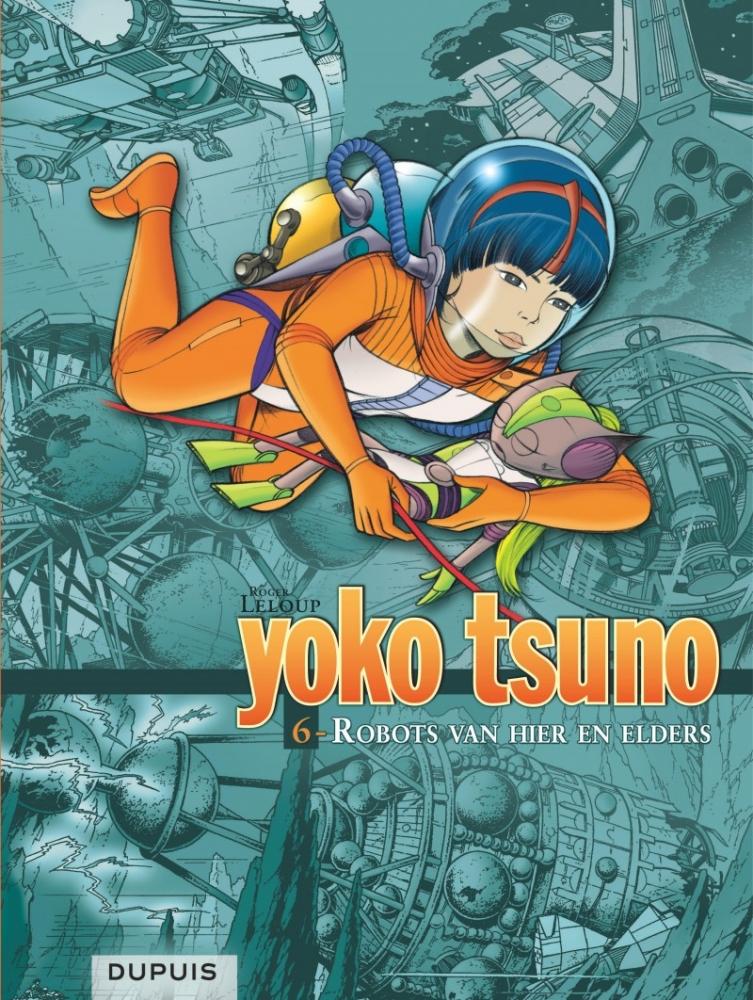Roger Leloup,Yoko Tsuno Integraal 6