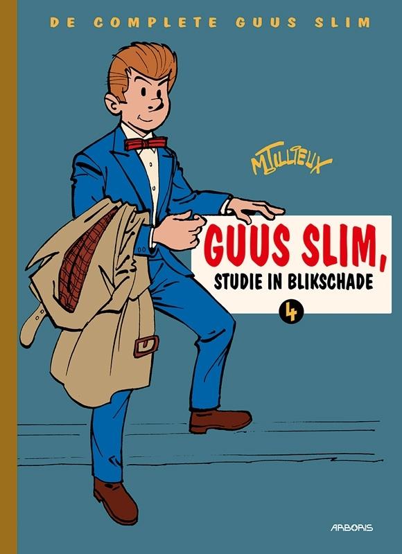 Maurice,Tillieux,Guus Slim, de Complete Hc04