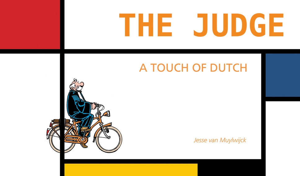 Jesse van Muylwijck,The Judge