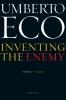 Eco, Umberto, Inventing the Enemy