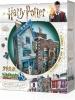 <b>W3d-0508</b>,Wrebbit 3d puzzle - harry potter - ollivander`s wand shop& scribbulus - 295