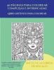 Garcia Santiago, Libro artistico para colorear (40 paginas para colorear complejas e intrincadas)