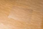 , vloermat Kangaro harde vloer 120 x 200cm pc-recyclaat       transparant pet 1,8mm