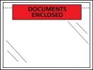 , paklijstenvelop binnenmaat 165x122mm A6 50 micron documents enclosed 1000 stuks