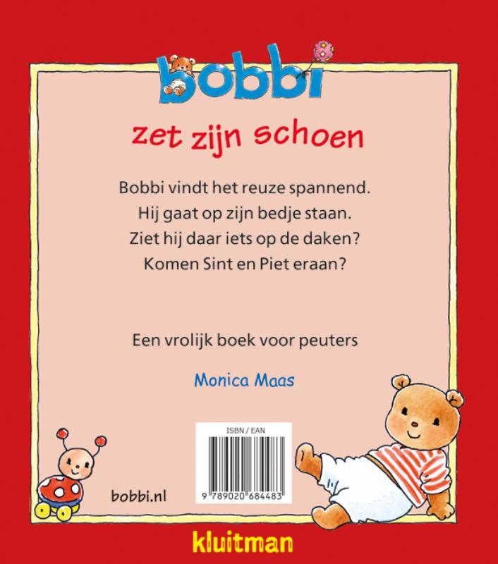 Monica  Maas,Bobbi zet zijn schoen