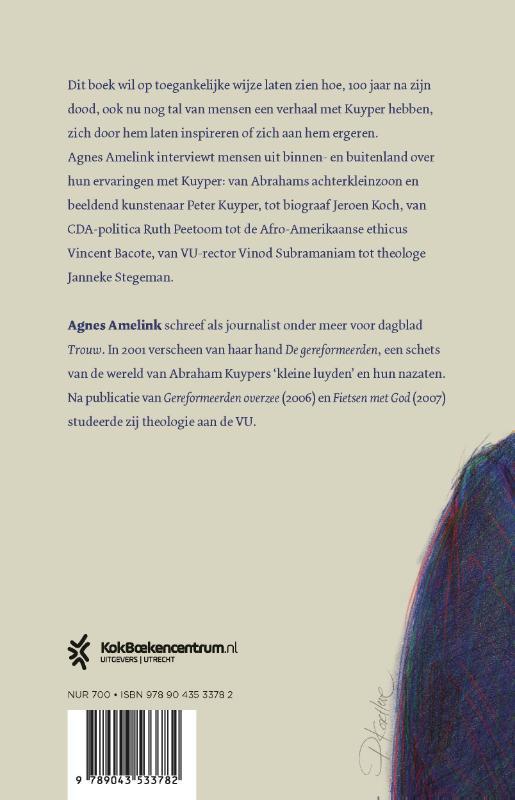 Agnes Amelink,Mijn Kuyper