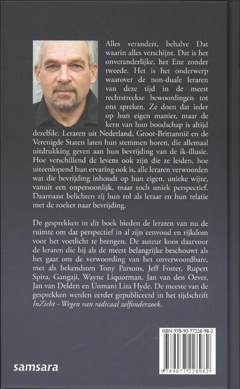 Han van den Boogaard,Dat wat is