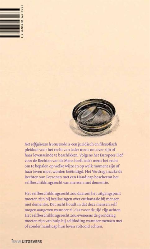 Klaas Rozemond,Het zelfgekozen levenseinde