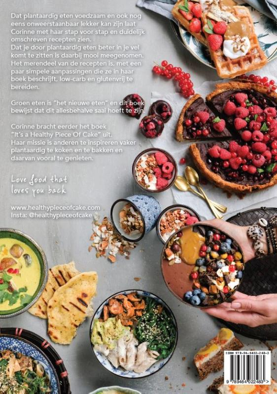 Corinne Weijschedé-Dijkhof,Earthy Flavours