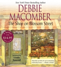 Macomber, Debbie The Shop on Blossom Street CD Low Price