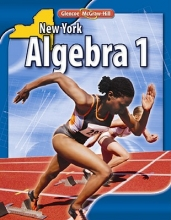 Carter, John A. New York Algebra 1