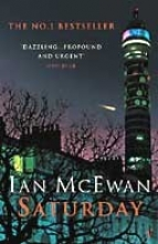 Ian,Mcewan Saturday