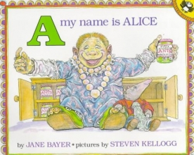 Bayer, Jane E. A My Name Is Alice