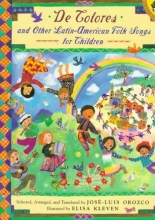 Orozco, Jose-Luis de Colores and Other Latin American Folksongs for Children