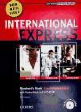 Taylor, Liz International Express Pre Intermediate. Student`s Book with Pocket Book and DVD-ROM