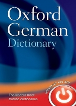 Oxford Dictionaries Oxford German Dictionary