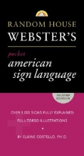 Costello, Elaine Random House Webster`s Pocket American Sign Language Dictionary
